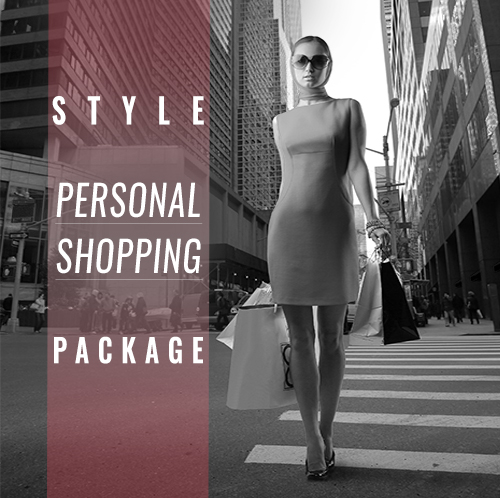 Personal Shopper Package