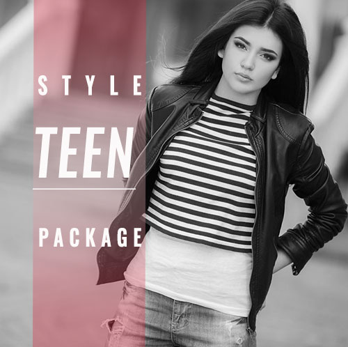 Teen Style Package Sydney and Melbourne