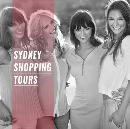 Luxury Shopping Tours in Sydney - Luxury Tours of Sydney's Best Shopping Destinations
